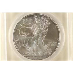 2016-W AMERICAN SILVER EAGLE ANACS SP70 30TH