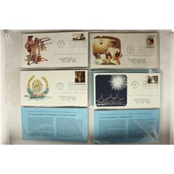 8 ASSORTED 1976 & 1977 1ST DAY ISSUE ENVELOPES