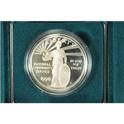 1996 NATIONAL COMMUNITY SERVICE COMMEMORATIVE