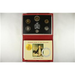 1994 RESERVE BANK OF NEW ZEALAND PROOF SET