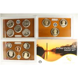 2016 US PROOF SET (WITH BOX) 13 PIECES