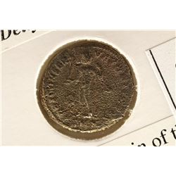DEITY STANDING IMPERIAL ANCIENT COIN OF THE