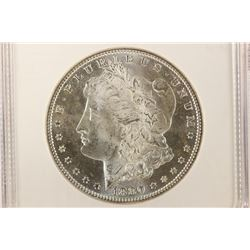 1880-S MORGAN SILVER DOLLAR NGC MS64