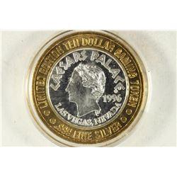 $10 CASINO TOKEN 1996 CAESARS PALACE