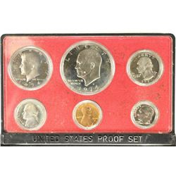 1974 US PROOF SET (WITHOUT BOX)