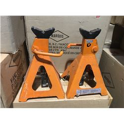 2 - 6 TON JACK STANDS