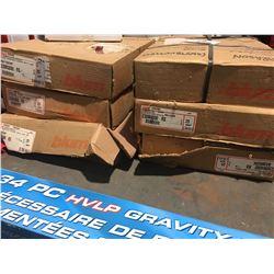 6 CASES OF BLUM DRAWER GLIDES