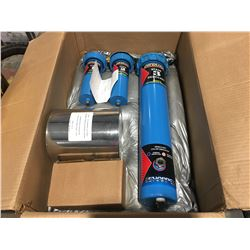 DRYAIRE MODEL 6760 AIR FILTER AND DRYING SYSTEM