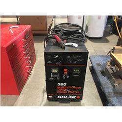 SOLAR MODEL 560 60/40/2 AMP BATTERY CHARGER