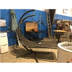 SUSPENDED PATIO CHAIR