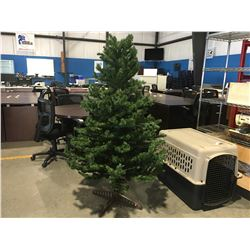 NOMA ALGONQUIN APPROX 6' CHRISTMAS FIR TREE