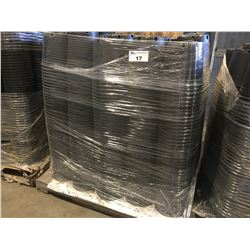 PALLET LOT OF # 2 POTS - (PALLETS RANGE FROM APPROX 800 - 1200 UNITS PER PALLET)