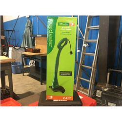 """WEED EATER FEATHERLITE CORDED 10"""" ELECTRIC STRING TRIMMER - 2.4 AMP"""