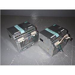 (2) SIEMENS 1P 6EP1436-3BA00 SITOP POWER 20