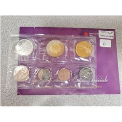 2003 SPECIAL EDITION UNCIRCULATED COIN SET