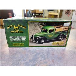 1940 JOHN DEERE FORD PICKUP 1/25