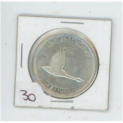1967 CANADIAN DOLLAR