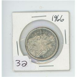 1966 CANADIAN DOLLAR