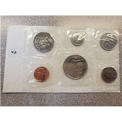 1981 RCM UNCIRCULATED COIN SET