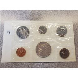 1982 RCM UNCIRCULATED COIN SET