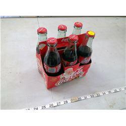SIX PACK OF COCA-COLA IN ORIGINAL SLEEVE