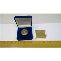 CANADA REMEMBRANCE PROOF 1994 LOONIE (IN BLUE CASE)