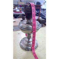 THE MANTLE LAMP CO. KEROSENE LAMP - ALADDIN NO. 6
