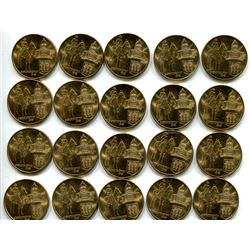 1934 TOKENS