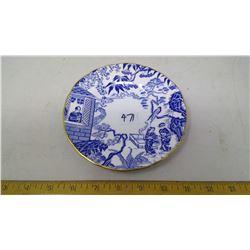 ROYAL CROWN DERBY ENGLAND BONE CHINA MIKADO XLIV