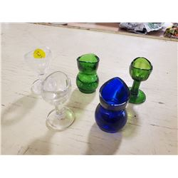 5 GLASS EYEWASHER
