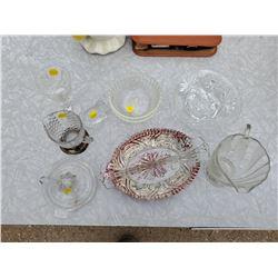 VARIETY OF GLASSWEAR