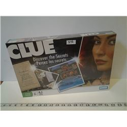 SEALED CLUE GAME