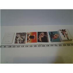 OLIVIA SERIES 1 COMIC IMAGES COMPLETE SET