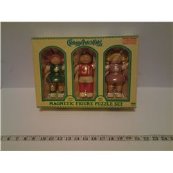 CABBAGE PATCH KIDS MAGNETIC FIGURE PUZZLE SET