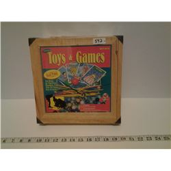 BRAND NEW SEALED TOYS, GAMES