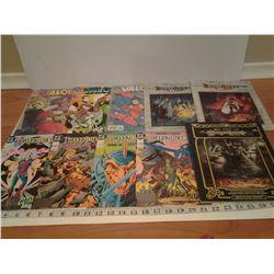 DC COMICS (10)