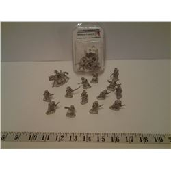 MINIATURES WIWG05 STORMTROOPER TRENCH RAIDERS