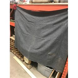 WOOL BLANKET - 60X80 APPROXIMATELY