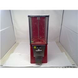VINTAGE CANDY MACHINE NO KEY