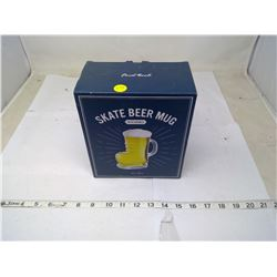 ICE SKATE BEER MUG