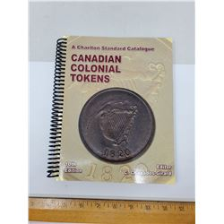 CANADIAN COLONIAL TOKENS 10TH EDITION 2020 CHARLTON BOOK