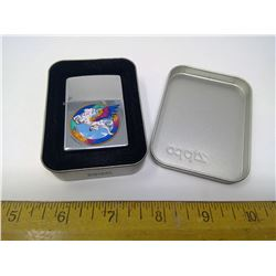 ZIPPO FLYING HORSE RAINBOW - UNUSED