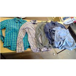 ASSORTED MEN'S SHIRTS
