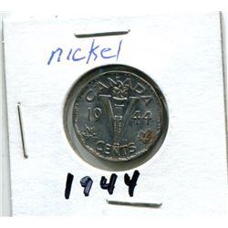 1944 CANADIAN NICKEL