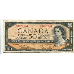 1954 $50 BILL