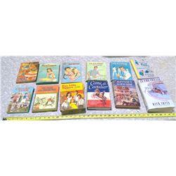 ASSORTED CHILDREN'S CHAPTER BOOKS