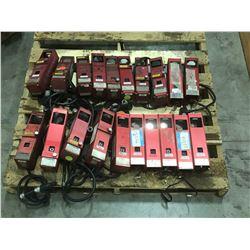 LOT OF PERCEPTRON 911-0007 FLOOD LIGHT