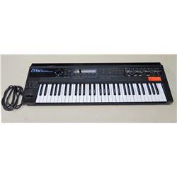 Roland D-50 Linear 61 Key Synthesizer Keyboard Workstation w/ Cord