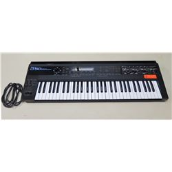 Roland D-50 Linear 61 Key Synthesizer Keyboard Workstation w/ Cord