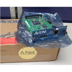 AVIOM 16/o-Y1 A-Net Yamaha Output Card Digital Interface in Box